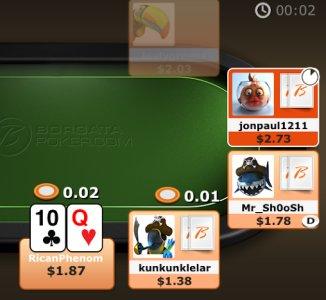 Borgata online poker mobile 888 poker dl