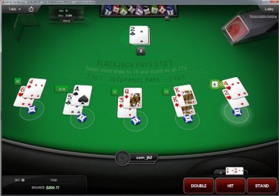 Is pokerstars blackjack rigged geant casino drive amiens