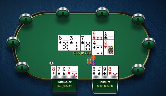 The Five Largest Cash Game Hands of 2015