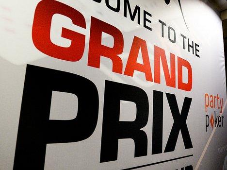 Grand Prix Poker Tour Online Leg Set for Sunday at PartyPoker