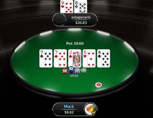 Star Poker Cash Games
