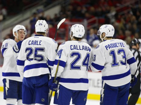 DFS Strategy: Short-Slate NHL Cards