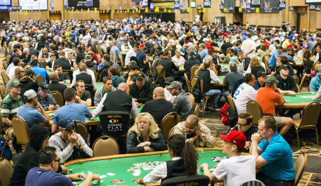 2016 World Series of Poker Schedule Released