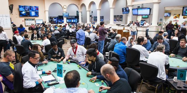 Poker's Unofficial All-Star Game: The WPT Bay 101 Shooting Star