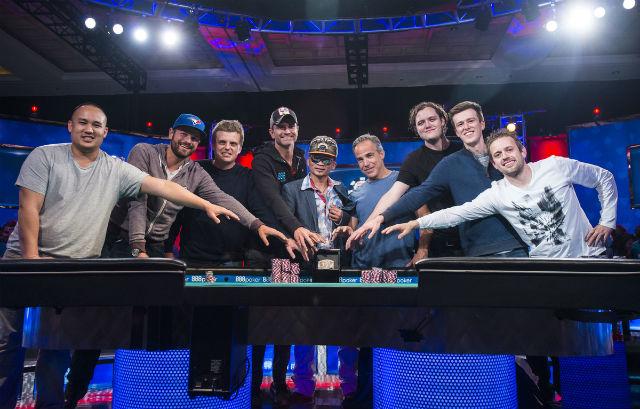 888poker Giving Four Lucky Winners November Nine VIP Experience