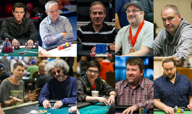 Ten Names to Consider for the Poker Hall of Fame Class of 2016