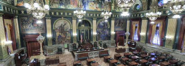 Pennsylvania Senate Now Has the Regulated iGaming Ball