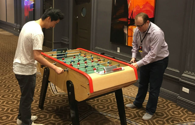 Taking on Team PokerStars Pro Randy 'nanonoko' Lew in Atlantic City