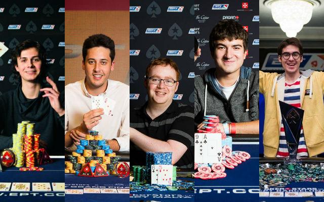 The Breakout Stars of the European Poker Tour: 2011-2016