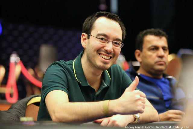 EPT: William Kassouf Chops His Way to High Roller Title