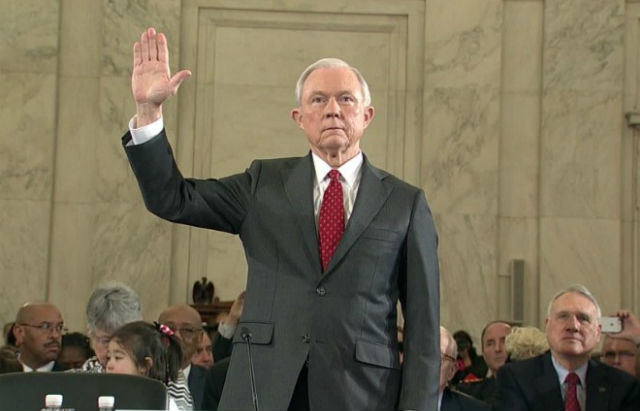 Jeff Sessions Open to Revisiting Key Wire Act Interpretation
