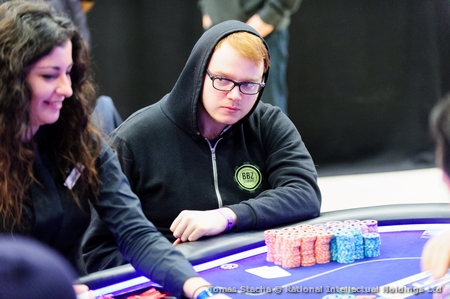 """UK Grinder Conor Beresford: """"I'm really just here for the money"""""""