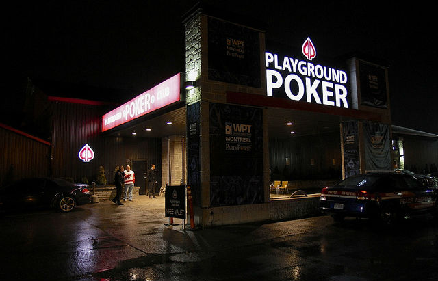 Poker Club Montreal