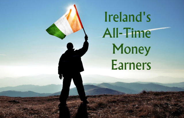 A Look at Ireland's Top Five All-Time Money Winners
