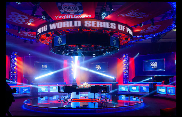 How to Follow the 2017 WSOP Action From Home