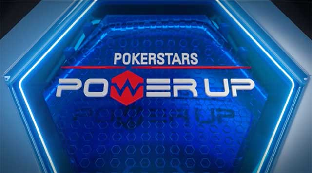 PokerStars Rolls Out 'Power Up' for Game Real Money Play