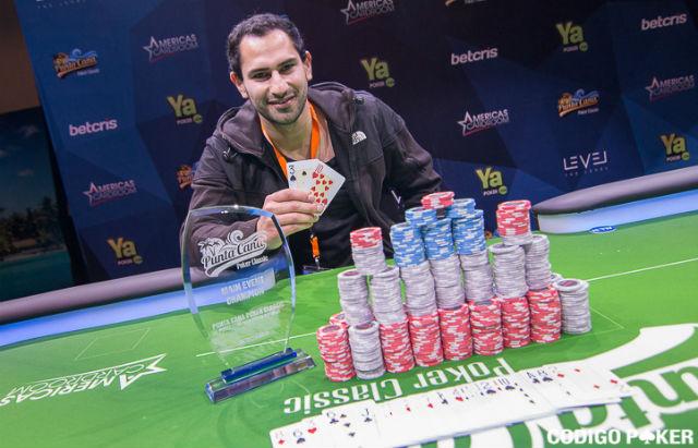Chilean Roberto Carvallo Wins Punta Cana Poker Classic