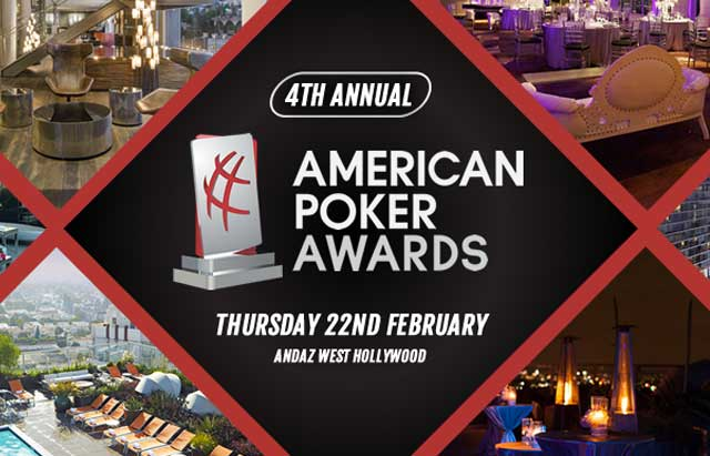 Technology Management Image: 4th Annual American Poker Awards Set For Hollywood