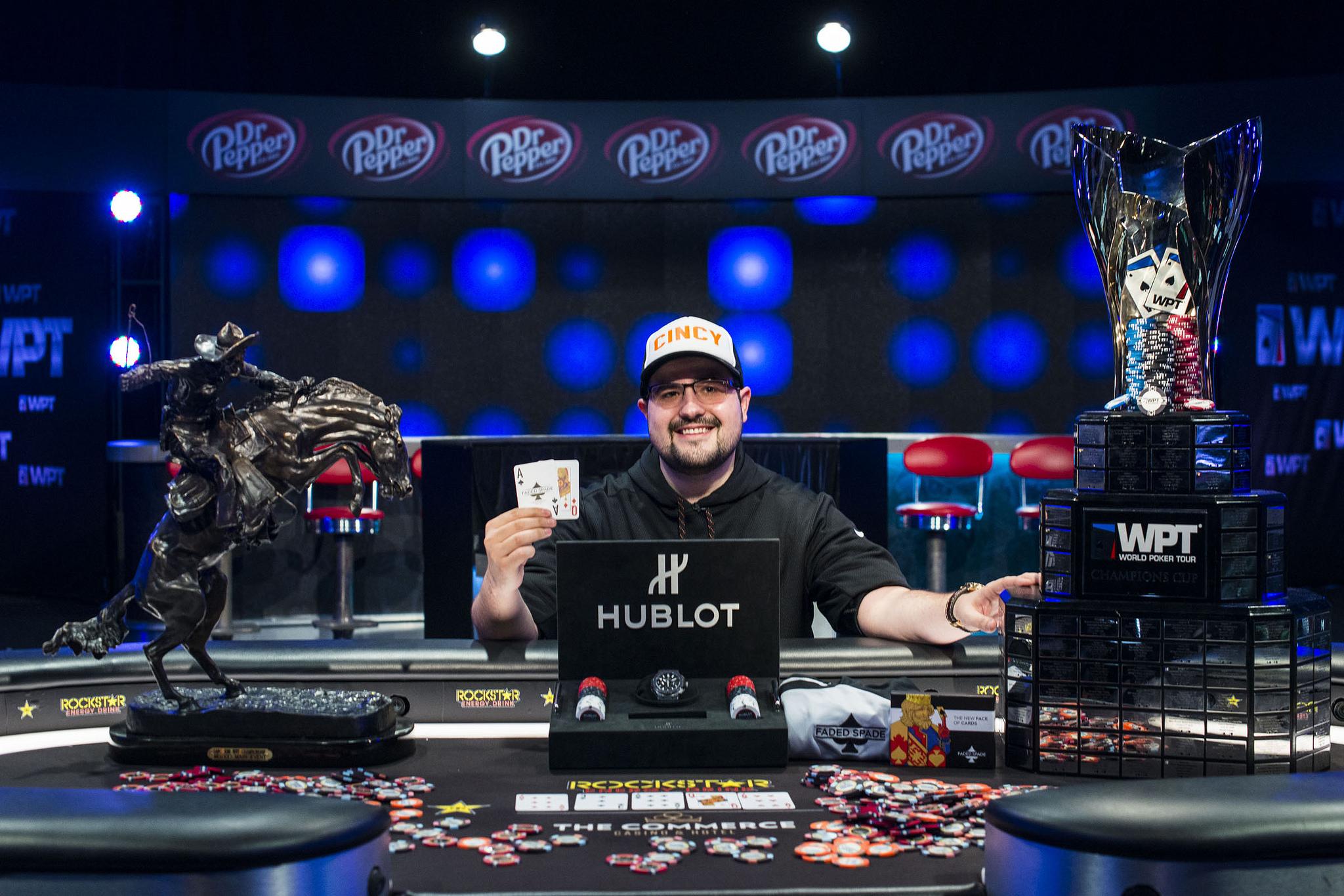 First-timer Dennis Blieden Wins WPT L.A. Poker Classic