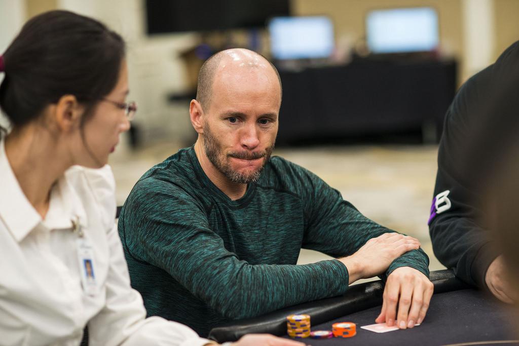 Joe Cada, WSOP 2018