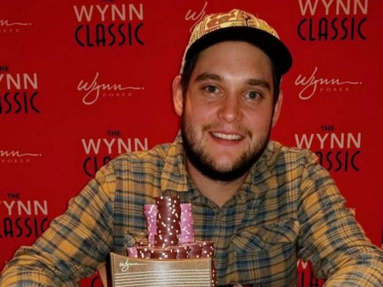 Bryan Piccioli Among Non-WSOP Winners to Ship Six-Figure Across the Strip