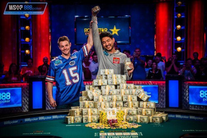 WSOP: John Cynn Beats Tony Miles to Win 2018 Main Event ...