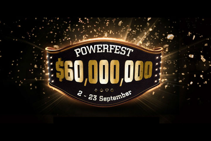 Partypoker Powerfest Schedule Brings $60M Guaranteed, 147 Events