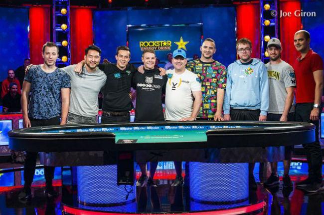 WSOP: Nicolas Manion Leads Main Event Final Table ...