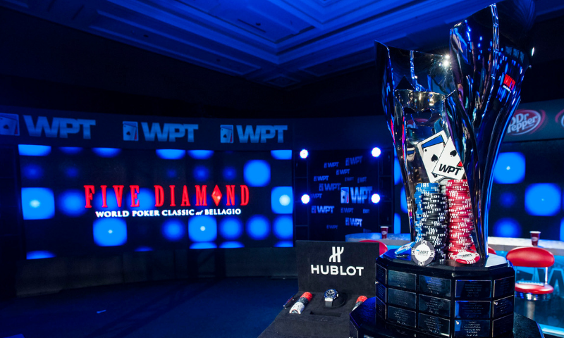 WPT Five Diamond Champions Cup