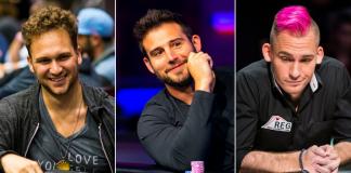 Calvin Anderson, Darren Elias, and Justin Bonomo