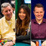 Phil Hellmuth, Mike Sexton, Maria Ho, Jonathan Little, Jeff Gross