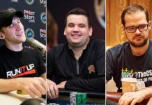 Jason Somerville, Christian Harder, and Matt Stout