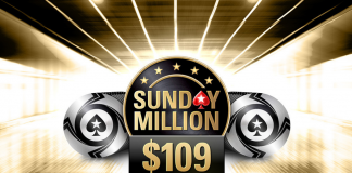 New Sunday Million Buy-In