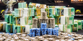 Aussie Millions money