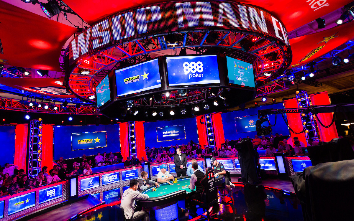 Buy In For Wsop