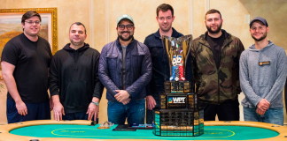 WPT Borgata Winter Poker Open final table