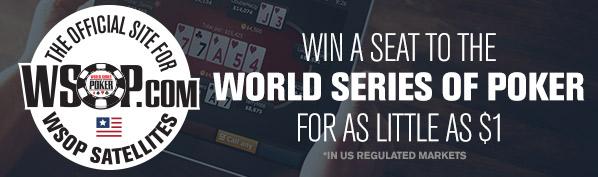WSOP.com WSOP Satellites