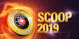 2019 PokerStars SCOOP