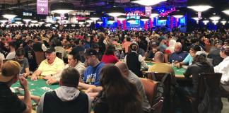 2019 WSOP Big 50 Field