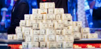WSOP Main Event money