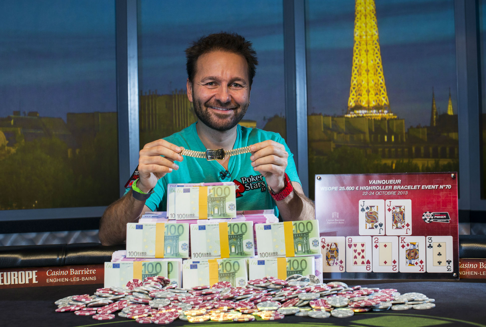 WSOP Top 50: Two-Time WSOP POY Daniel Negreanu Comes in at #6 - PocketFives
