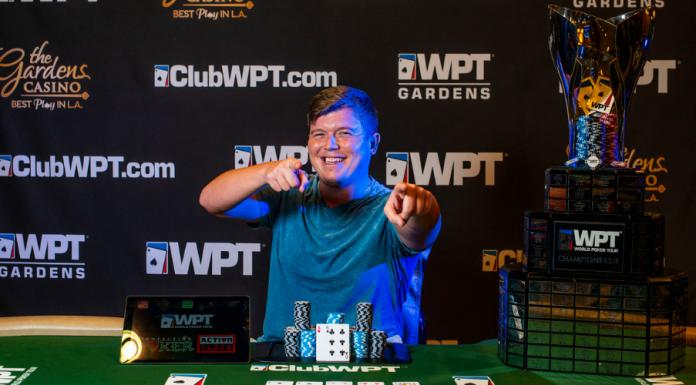 Roger Teska wins WPT Gardens