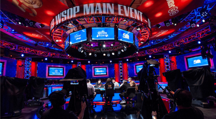 2019 WSOP Main Event