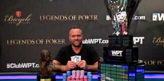 Aaron Van Blarcum wins WPT Legends of Poker