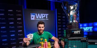 Donald Maloney wins WPT Borgata Poker Open