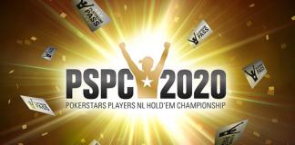 PokerStars PSPC 2020