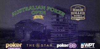 Australian Poker Open and Super High Roller Bowl Australia