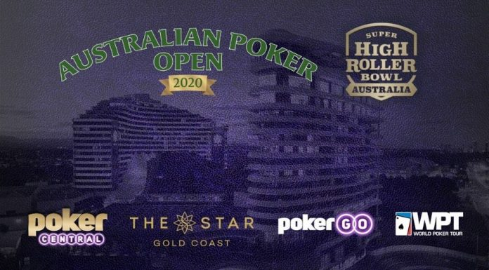 Australian Poker Open and Super High Roller Bowl Australia