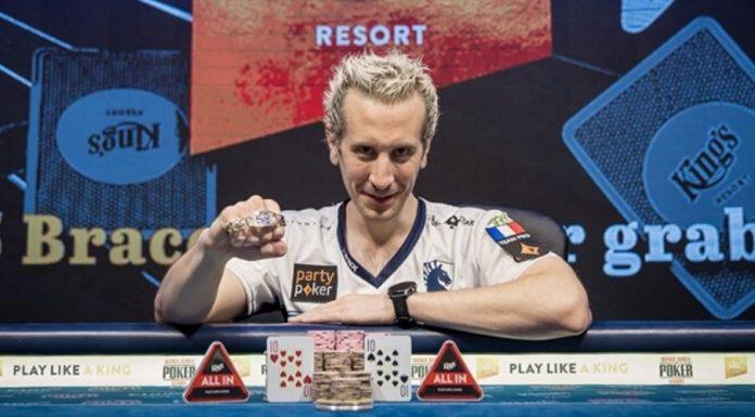 Bertrand 'ElkY' Grospellier wins 2019 WSOP Europe Colossus