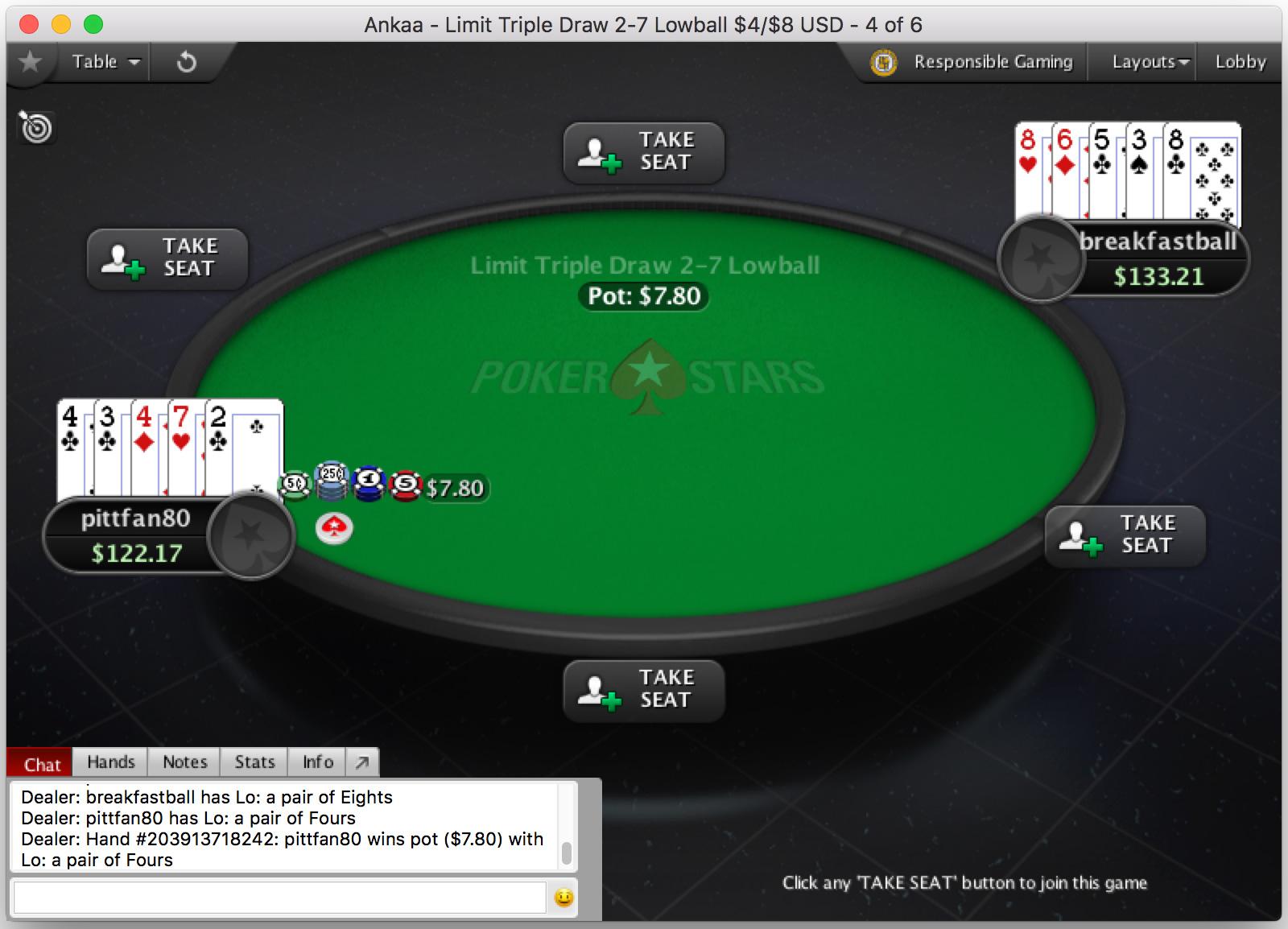 Pokerstars Online
